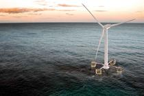 Floating design brings the x-factor to 10MW-plus market