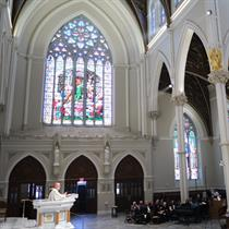 Cathedral of the Holy Cross: $26 million restoration
