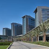 2021 WAN Awards entry: Sheikh Shakbout Medical City - Stantec