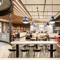 Restaurant design takes off in airport