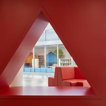 Children help design 'town hall'