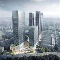 10 DESIGN behind China Resources' MixC Market Hall in Shenzen