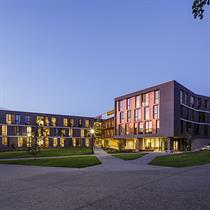 ZGF Architects complete Reed College Trillium Residence Hall