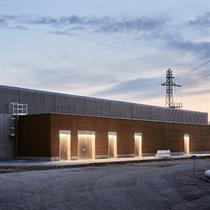 The Cusset Substation: France's industrial site with a belvedere