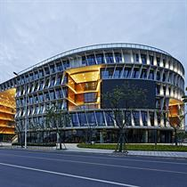 Brearley Architects & Urbanists create the Pukou Community Center