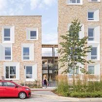 Courtyards and communal identity at Cambridge University