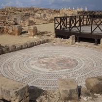 Shortlist for ancient mosaics's protective shelters announced