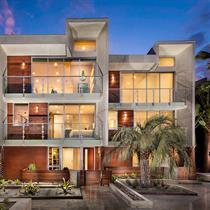 Landsea Homes deliver Lido Villas