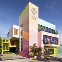 Hija de Tigre's colourful Costa Rican store