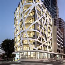 Enter the Australian Matrix Apartments