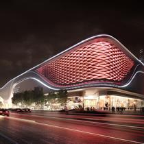 10 Design win Nanjing Dajiaochang Airport redevelopment competition