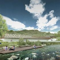 LAND design Switzerland's Parco dello Sport