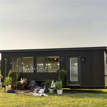IKEA's miniature flat packed homes hit the market