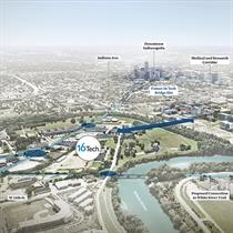Schlaich Bergermann Partner to lead 16 Tech's signature bridge project
