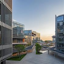 10 Design complete first project in China's Jinwan Aviation City