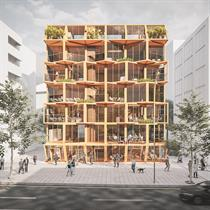 Urban Adaptation competition announce S M L XL as winning design