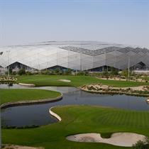 "Pattern Design's ""Diamond in the Desert"" with Qatar's Education City Stadium"