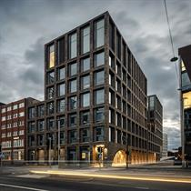 Lahdelma & Mahlamäki's Urban Environment House in Helsinki