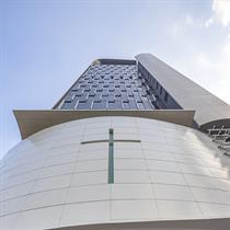 Skyscraper sanctorium