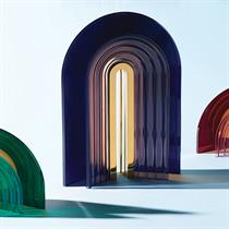 Inside out: blurring the borders between the interior and exterior for imm cologne 2020.