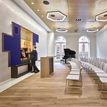 New York's Park Avenue Synagogue reopens with rededication event