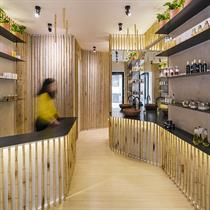 Zooco Estudio breaks a sweat at Nuilea's Madrid Day Spa