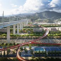 Genoa reborn: Stefano Boeri Architetti, Metrogramma Milano and Inside Outside win the competition for the Parco del Ponte