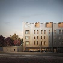 Team duo to bring Boston its first cross-laminated timber project