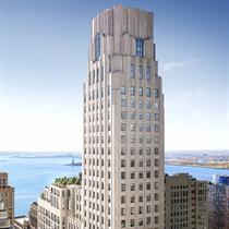 The challenges and rewards of adaptive reuse: One Wall Street case study