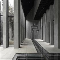 2019 WAN Awards Entry: Chetian Visitor and Exhibition Center - West-line Studio