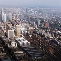 Striking tower to bring new identity to Frankfurt