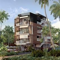 Modern tropical design for boutique Sri Lanka hotel