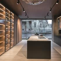 Italian flair comes to London store