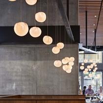 Energy permeates Seattle restaurant