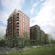 Elthorne Works: Patel Taylor Architects' Ealing development gets green light