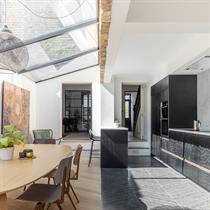 Client enlist Applied Studio to renovate Hackney House