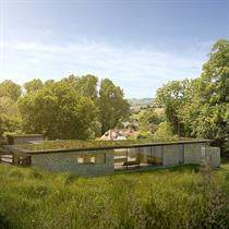 Coombes Everitt Architects secure planning for contemporary low energy home