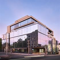 Studio JCI revitalise Canadian office block into mixed use residential development