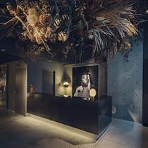 Seiichiro Takeuchi combines hospitality with art in Japan's Node Kyoto