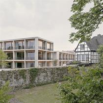 David Chipperfield Architects convert complex for family company in Germany