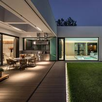 Infinity Villa with Antrax IT by MONO Architects in Ukraine