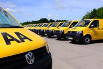 Case study: Top Banana on tour with the AA