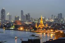 Thailand targets 17% growth after 'tough year'