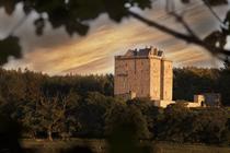 Venue of the week: Borthwick Castle