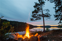 Campfire conferences should replace hotels, buffets and PowerPoint