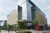 Crowne Plaza Newcastle - Stephenson Quarter: hotel review