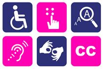 7 tips when designing conferences for disabled delegates