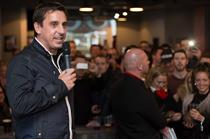60 seconds with... Gary Neville on Hotel Football