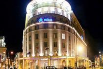 Hilton Cardiff completes room renovation