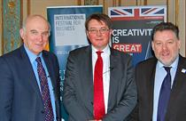Vince Cable launches International Festival for Business in Brussels